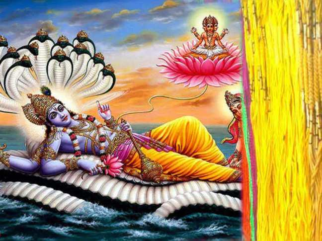 Thursday is the day of Lord Vishnu, worship Lord Vishnu with heart and devotion, worship in these ways, there will never be a shortage of money