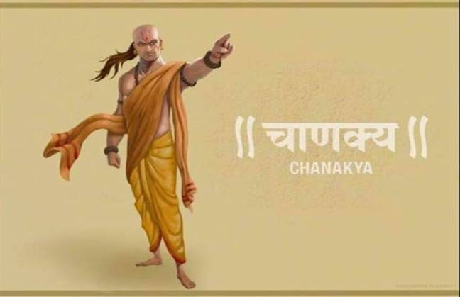Chanakya Niti's own learned method and accumulated wealth only comes to work, know how