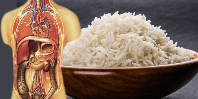 Eating raw rice can lead to problems, especially girls, let's know