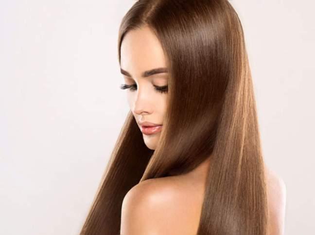 Straighten hair in five ways