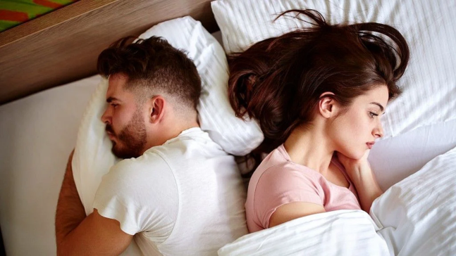 Sex Problems- Husband is not interested in sex or in me