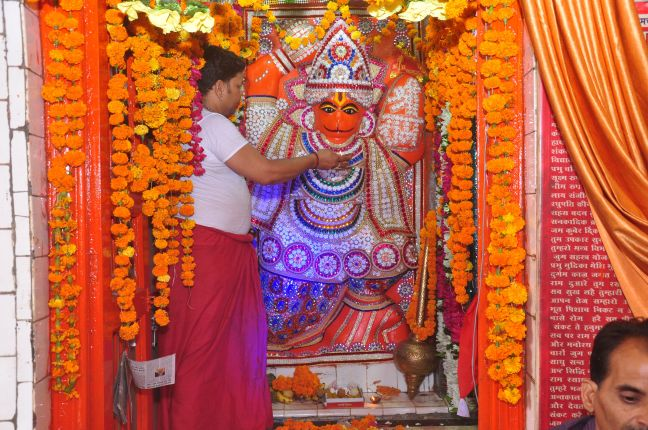 Hanuman Temples | The three most famous Hanuman temples of the country where Lord Hanuman is seated in different forms