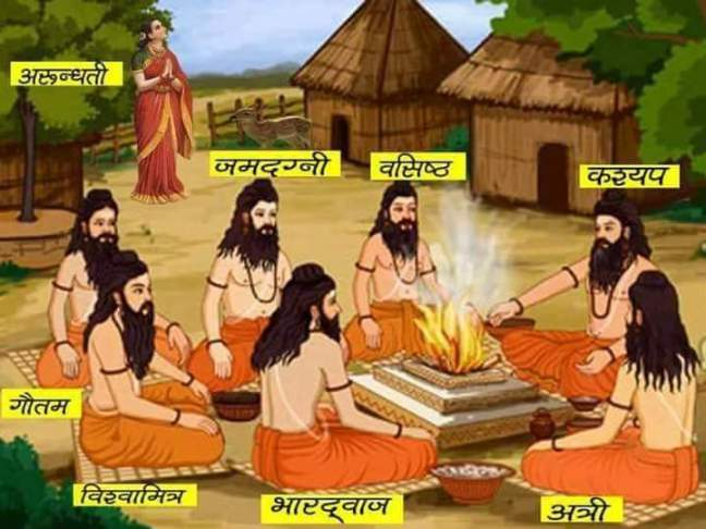 How many are the Saptarishis on Rishi Panchami, know what you do not know