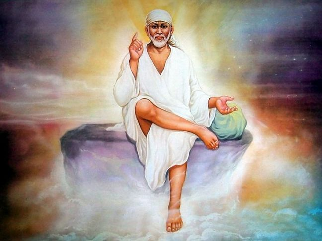 Know the name of Saibaba's parents
