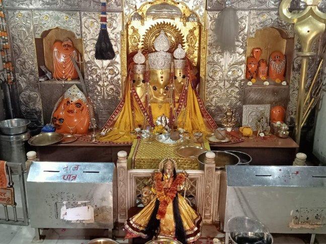 Maa Baglamukhi mantra of 36 letters has miraculous power, read precautions