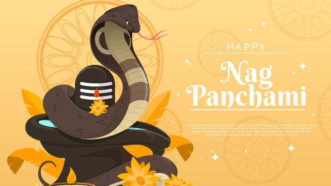 Nag Panchami Wishes   Happy Nag Panchami with Whatsapp Status, Messages and Quotes, see beautiful messages