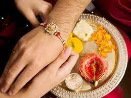 Raksha bandhan 2021 date   When is the festival of Raksha Bandhan in 2021? Know the date, time of tying Rakhi and Bhadrakal