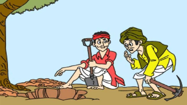 Right-Mind and Wrong-Mind Panchatantra Story In Hindi