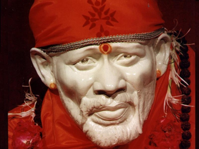 Shirdi's Sai Baba temple is a famous pilgrimage site all over the world