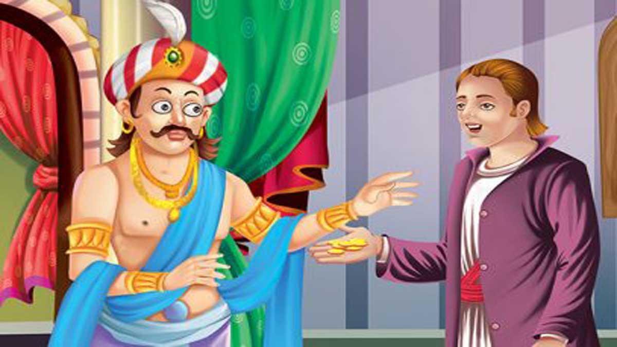 जादूगर का घमंड तेनालीराम की कहानी – sorcerer's vanity Tenali Raman Stories in Hindi