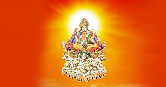 Sun becomes strong by coming in its own zodiac, it ends diseases