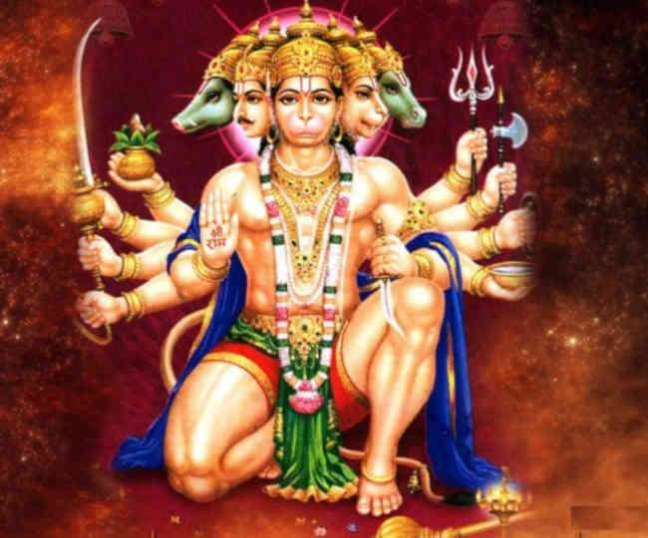 This auspicious mantra of Bajrangbali will keep you healthy throughout the year