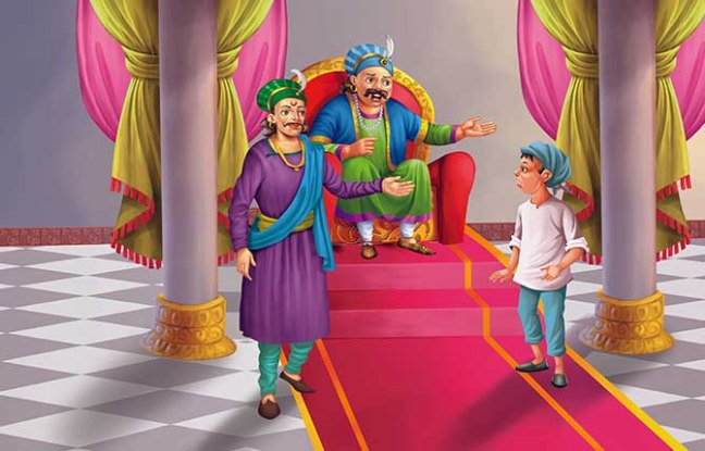 Who is the Real Thief Akbar Birbal Stories in Hindi