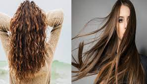 The nature and future of a person can also be known by the color and shape of hair